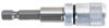 Bit-Magnethalter mit Tiefenanschlag 65mm